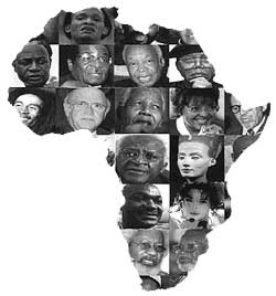 We support a generation of emerging African leaders.